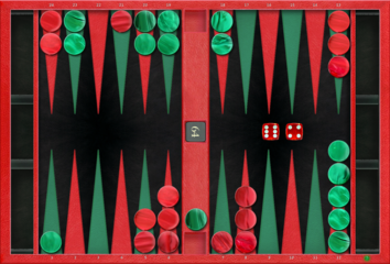 Leather-Red-Green-BlackClassic Theme